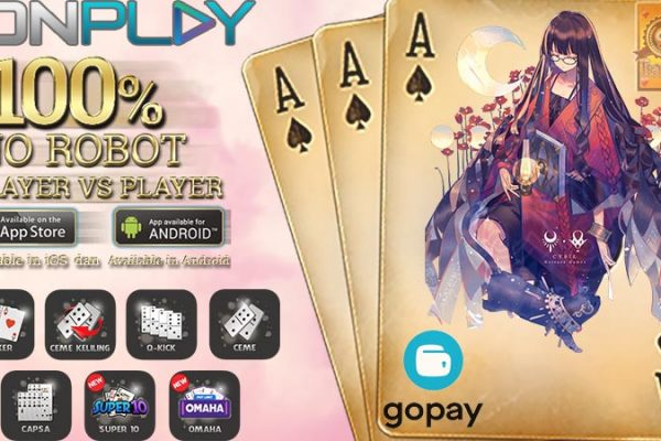 Main Poker Online IDNPLAY Deposit 20Rb Via GOPAY